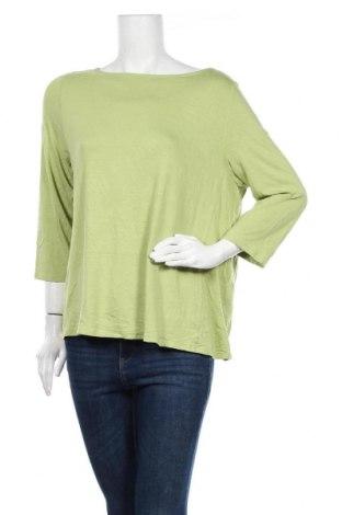 Γυναικεία μπλούζα J.Jill, Μέγεθος L, Χρώμα Πράσινο, 95% βισκόζη, 5% ελαστάνη, Τιμή 14,03€