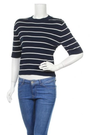 Дамска блуза JAG, Размер XL, Цвят Син, 63% вискоза, 37% полиамид, Цена 9,98лв.