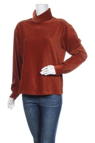 Γυναικεία μπλούζα Jake*s, Μέγεθος M, Χρώμα Πορτοκαλί, Τιμή 17,78€