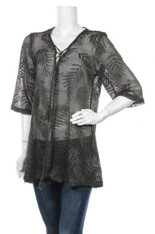 Γυναικεία μπλούζα Janina, Μέγεθος XL, Χρώμα Πράσινο, 95% πολυεστέρας, 5% ελαστάνη, Τιμή 10,39€