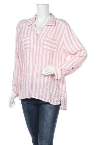 Γυναικεία μπλούζα Jeanswest, Μέγεθος XL, Χρώμα Ρόζ , Βισκόζη, Τιμή 11,04€