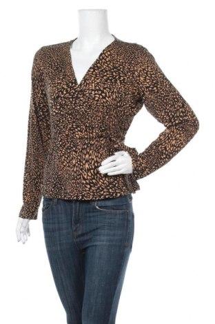 Γυναικεία μπλούζα Jeanswest, Μέγεθος XL, Χρώμα Μαύρο, 88% βισκόζη, 12% ελαστάνη, Τιμή 11,11€