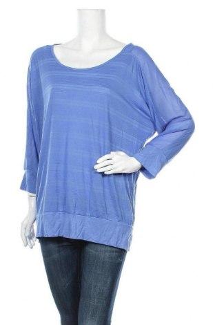 Γυναικεία μπλούζα Jeanswest, Μέγεθος XL, Χρώμα Μπλέ, 65% πολυεστέρας, 35% βισκόζη, Τιμή 11,30€