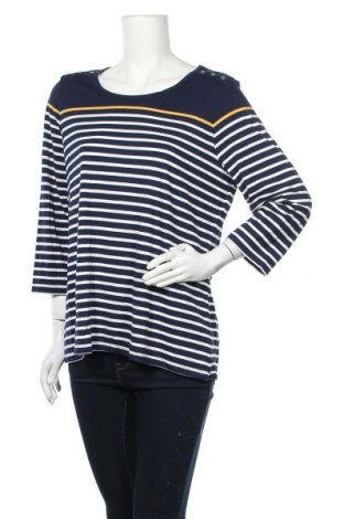 Γυναικεία μπλούζα Jeanswest, Μέγεθος XL, Χρώμα Μπλέ, 70% βαμβάκι, 30% πολυεστέρας, Τιμή 11,04€