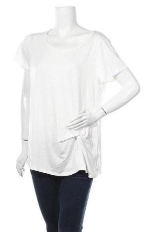 Γυναικεία μπλούζα Jeanswest, Μέγεθος XL, Χρώμα Λευκό, 70% βισκόζη, 30% πολυεστέρας, Τιμή 11,69€