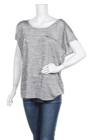 Γυναικεία μπλούζα Jeanswest, Μέγεθος XL, Χρώμα Γκρί, 94% πολυεστέρας, 6% ελαστάνη, Τιμή 11,72€