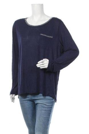 Γυναικεία μπλούζα Joe Fresh, Μέγεθος XL, Χρώμα Μπλέ, Βισκόζη, Τιμή 11,11€