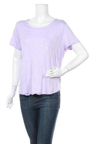 Γυναικεία μπλούζα Joe Fresh, Μέγεθος XL, Χρώμα Βιολετί, 100% βισκόζη, Τιμή 9,25€