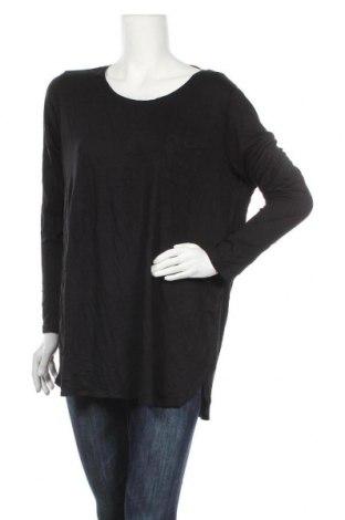 Γυναικεία μπλούζα Joe Fresh, Μέγεθος XL, Χρώμα Μαύρο, Βισκόζη, Τιμή 8,83€