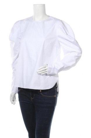 Γυναικεία μπλούζα Just Female, Μέγεθος S, Χρώμα Λευκό, 57% πολυεστέρας, 43% βαμβάκι, Τιμή 19,74€
