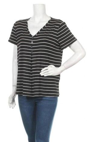 Γυναικεία μπλούζα Kenar, Μέγεθος XL, Χρώμα Μαύρο, 66% πολυεστέρας, 31% βισκόζη, 4% ελαστάνη, Τιμή 11,04€