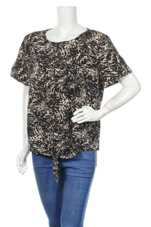 Γυναικεία μπλούζα Khoko, Μέγεθος XL, Χρώμα Μαύρο, Πολυεστέρας, Τιμή 11,11€