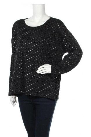 Γυναικεία μπλούζα Khoko, Μέγεθος XXL, Χρώμα Μαύρο, Βαμβάκι, πολυεστέρας, Τιμή 8,18€