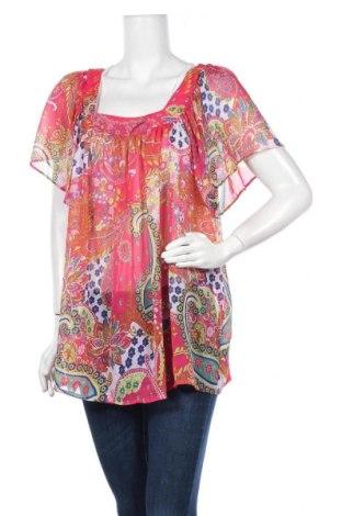 Γυναικεία μπλούζα La Redoute, Μέγεθος XXL, Χρώμα Πολύχρωμο, Πολυεστέρας, Τιμή 10,52€
