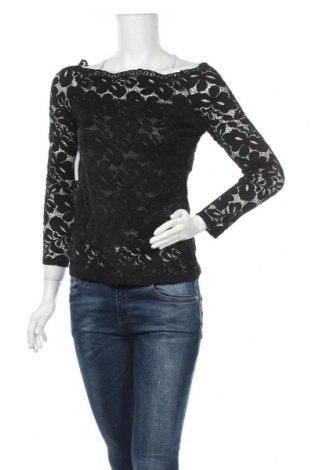 Γυναικεία μπλούζα Lascana, Μέγεθος M, Χρώμα Μαύρο, 90% πολυαμίδη, 10% ελαστάνη, Τιμή 21,65€