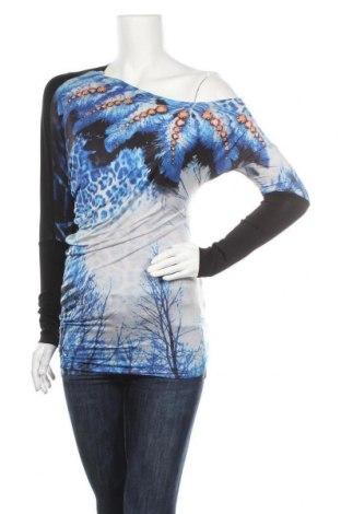 Γυναικεία μπλούζα Laura Scott, Μέγεθος XXS, Χρώμα Πολύχρωμο, 95% πολυεστέρας, 5% ελαστάνη, Τιμή 10,49€