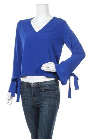 Bluză de femei LeGer By Lena Gercke, Mărime XS, Culoare Albastru, 95% poliester, 5% elastan, Preț 13,00 Lei