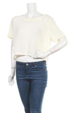 Дамска блуза Lee Cooper, Размер XL, Цвят Екрю, Полиестер, еластан, Цена 7,14лв.