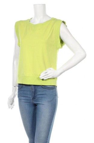 Γυναικεία μπλούζα Liu Jo, Μέγεθος M, Χρώμα Πράσινο, Τιμή 18,26€