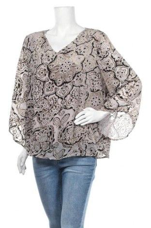 Γυναικεία μπλούζα Liz Jordan, Μέγεθος XL, Χρώμα Πολύχρωμο, Βισκόζη, πολυαμίδη, Τιμή 11,11€