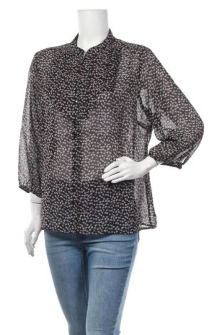 Γυναικεία μπλούζα Liz Jordan, Μέγεθος XL, Χρώμα Μαύρο, Πολυεστέρας, Τιμή 7,18€