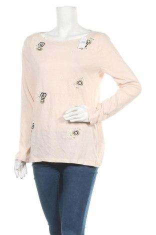 Γυναικεία μπλούζα Loft, Μέγεθος L, Χρώμα  Μπέζ, Βαμβάκι, Τιμή 24,91€