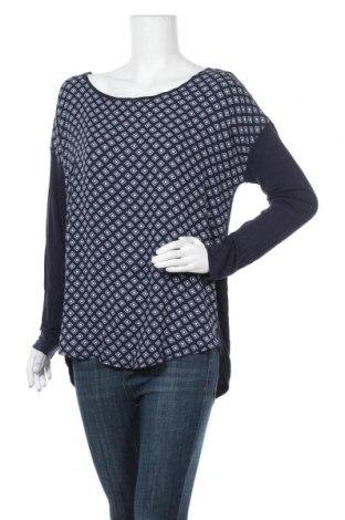 Γυναικεία μπλούζα Loft By Ann Taylor, Μέγεθος L, Χρώμα Μπλέ, Πολυεστέρας, Τιμή 17,90€