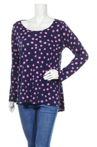Дамска блуза LulaRoe, Размер L, Цвят Син, 95% полиестер, 5% еластан, Цена 18,95лв.