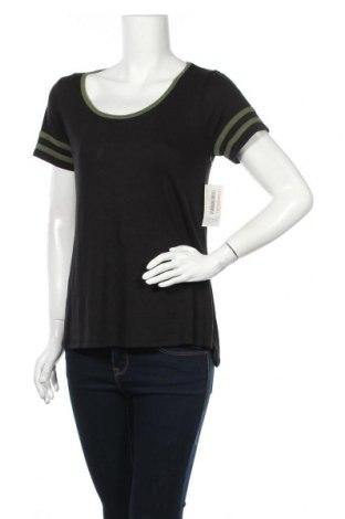 Дамска блуза LulaRoe, Размер XS, Цвят Черен, 50% полиестер, 50% вискоза, Цена 24,99лв.