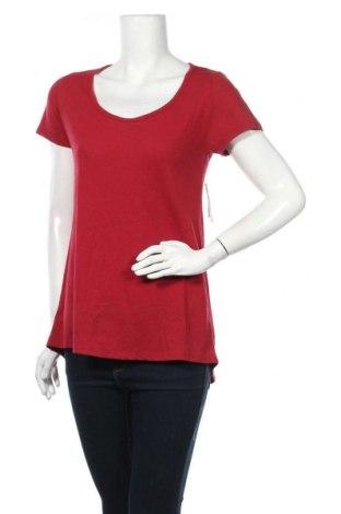 Дамска блуза LulaRoe, Размер XS, Цвят Червен, 52% памук, 48% полиестер, Цена 8,93лв.