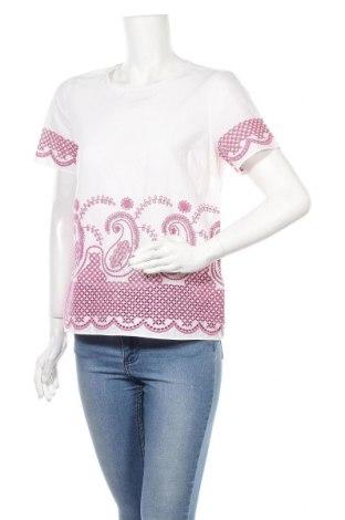 Γυναικεία μπλούζα MICHAEL Michael Kors, Μέγεθος S, Χρώμα Λευκό, Βαμβάκι, Τιμή 28,45€