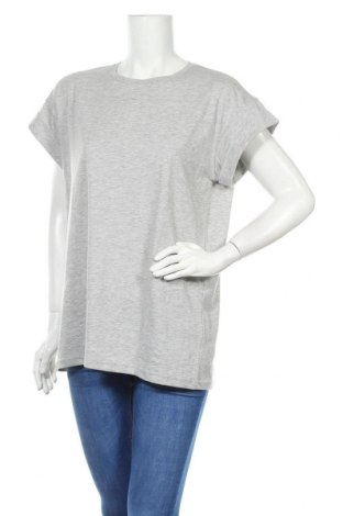 Дамска блуза MSCH, Размер M, Цвят Сив, 70% полиестер, 30% памук, Цена 16,34лв.