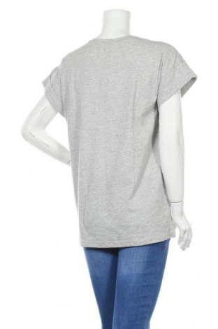 Дамска блуза MSCH, Размер M, Цвят Сив, 70% полиестер, 30% памук, Цена 28,50лв.