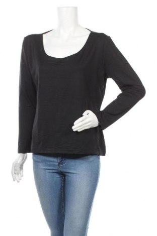 Γυναικεία μπλούζα Madeleine, Μέγεθος XL, Χρώμα Μαύρο, 95% πολυαμίδη, 5% ελαστάνη, Τιμή 7,80€