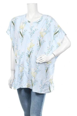 Γυναικεία μπλούζα Maggie T, Μέγεθος XXL, Χρώμα Μπλέ, Πολυεστέρας, Τιμή 6,43€