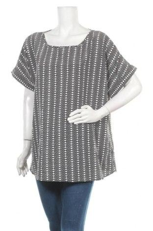 Γυναικεία μπλούζα Maggie T, Μέγεθος 3XL, Χρώμα Μαύρο, Πολυεστέρας, Τιμή 6,79€