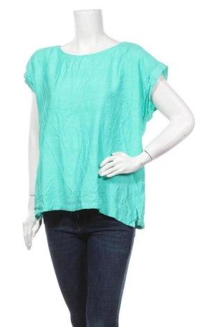 Γυναικεία μπλούζα Maggie T, Μέγεθος XL, Χρώμα Πράσινο, 80% βισκόζη, 20% πολυαμίδη, Τιμή 6,43€