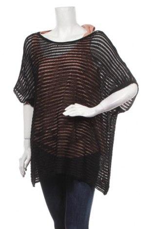 Γυναικεία μπλούζα Maggie T, Μέγεθος XL, Χρώμα Μαύρο, Τιμή 6,79€