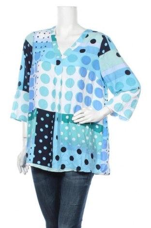 Γυναικεία μπλούζα Maggie T, Μέγεθος XL, Χρώμα Πολύχρωμο, Πολυεστέρας, Τιμή 3,86€