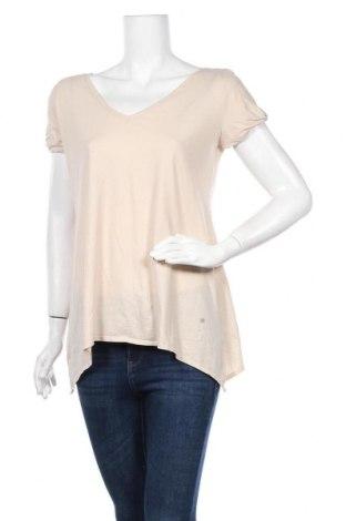 Дамска блуза Marc Cain Sports, Размер L, Цвят Бежов, Цена 38,12лв.