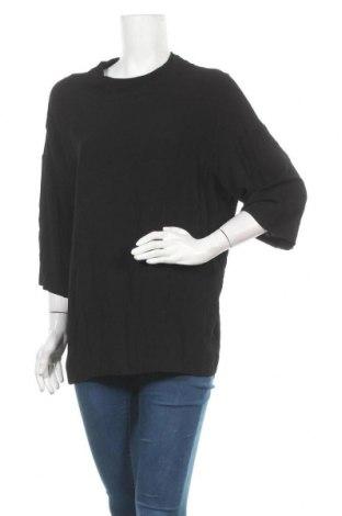 Γυναικεία μπλούζα Marimekko, Μέγεθος S, Χρώμα Μαύρο, Βισκόζη, Τιμή 20,78€