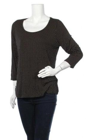 Γυναικεία μπλούζα Max Studio, Μέγεθος XL, Χρώμα Μαύρο, 95% μοντάλ, 5% ελαστάνη, Τιμή 21,82€