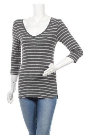 Γυναικεία μπλούζα Max Studio, Μέγεθος M, Χρώμα Γκρί, 95% μοντάλ, 5% ελαστάνη, Τιμή 9,65€