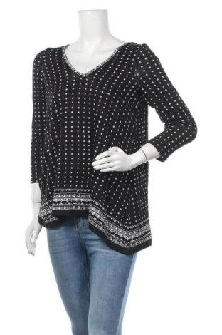 Γυναικεία μπλούζα Max Studio, Μέγεθος S, Χρώμα Μαύρο, 95% βισκόζη, 5% ελαστάνη, Τιμή 17,93€