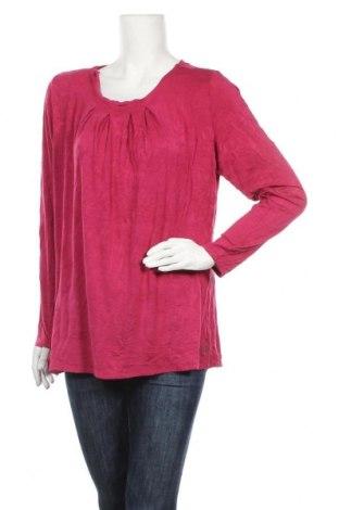 Γυναικεία μπλούζα McKinley, Μέγεθος XL, Χρώμα Ρόζ , 94% βισκόζη, 6% ελαστάνη, Τιμή 9,74€