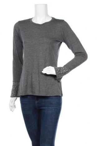 Дамска блуза Michael Kors, Размер M, Цвят Сив, Цена 43,47лв.