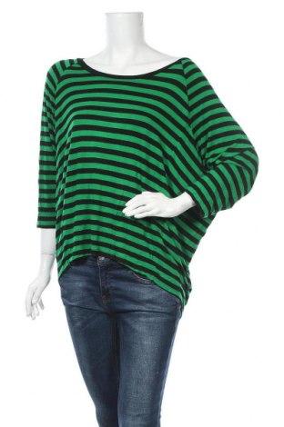Дамска блуза Michael Kors, Размер L, Цвят Зелен, 95% вискоза, 5% еластан, Цена 55,86лв.