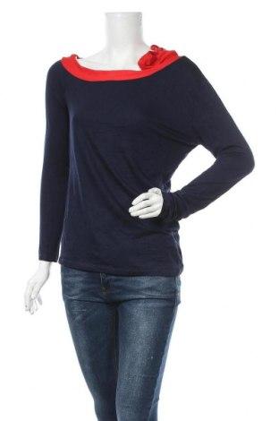 Дамска блуза Milan Kiss, Размер XL, Цвят Син, 95% вискоза, 5% еластан, Цена 13,17лв.
