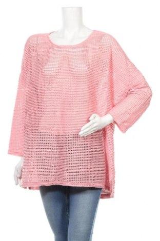 Дамска блуза Millers, Размер XXL, Цвят Розов, 97% полиестер, 3% еластан, Цена 4,86лв.