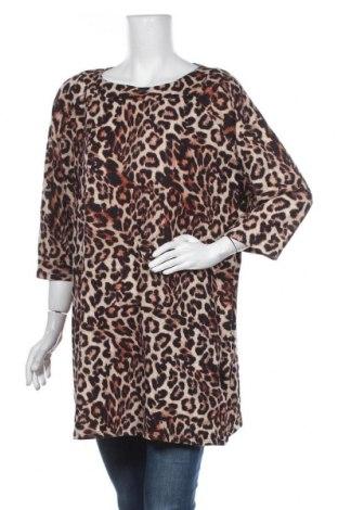 Γυναικεία μπλούζα Millers, Μέγεθος 3XL, Χρώμα Πολύχρωμο, 95% πολυεστέρας, 5% ελαστάνη, Τιμή 10,49€